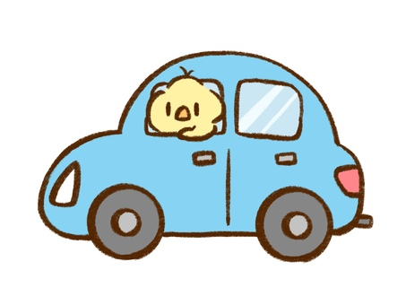 ひよこ【車】