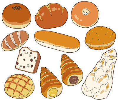 Cereals (bread) 2/2