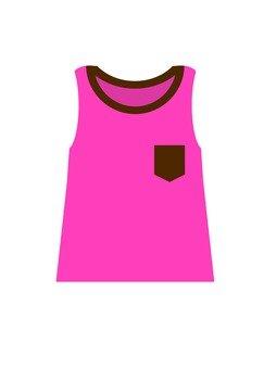 Tank top (pink)