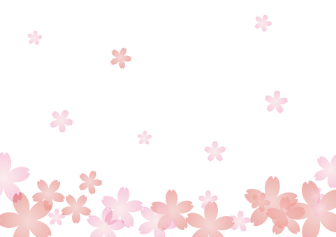 Spring Material 101 Cherry background