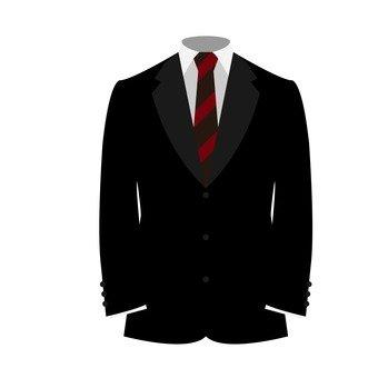 套裝(黑色)