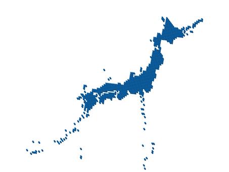 Japan Map 9