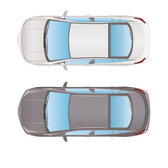 車頂2轎車