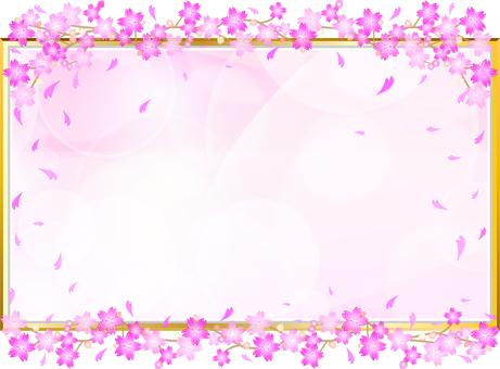 Cherry tree frame 33