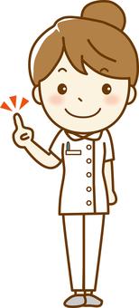 Nurse whole body 02