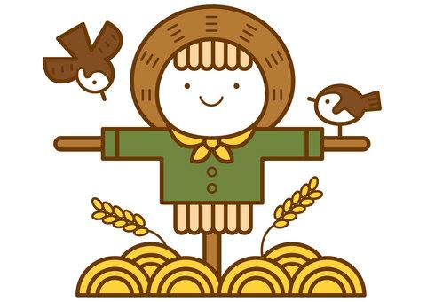Scarecrow 4c