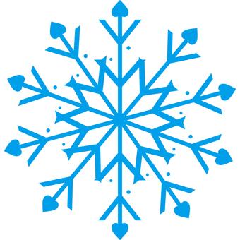 Snow crystals 05