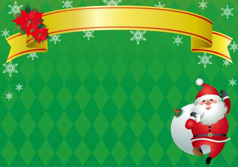 亚皆老街的圣诞框架1