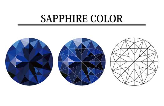 SAPPHIRE loose