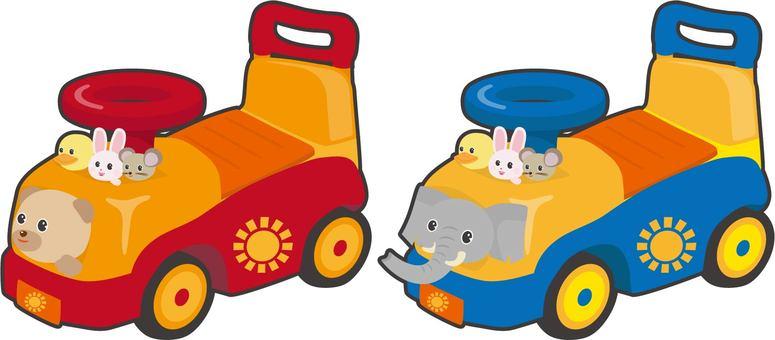 Wheelbarrow infant