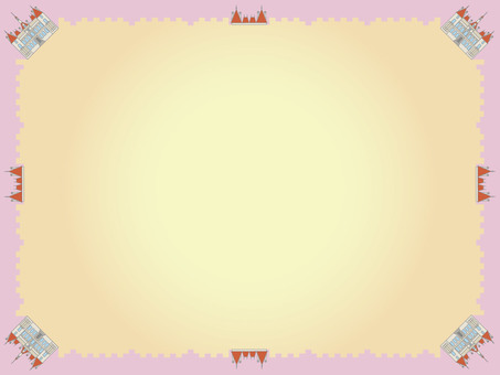 Castle frame 10