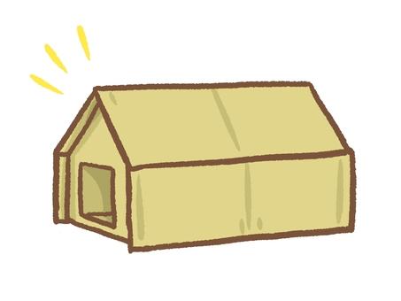 紙板收容所