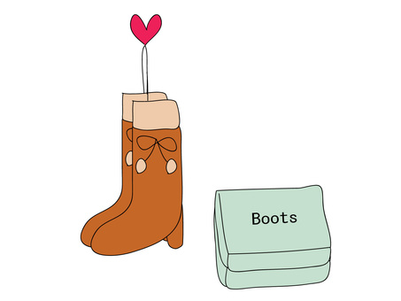 Boots and boxes 2