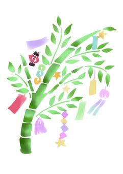 Sasa Tanabata Decoration