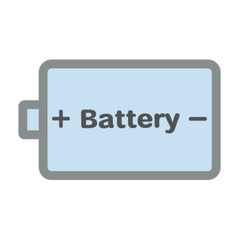 Image of battery (battery)