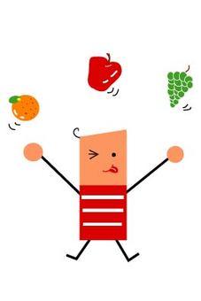 I love fruits!