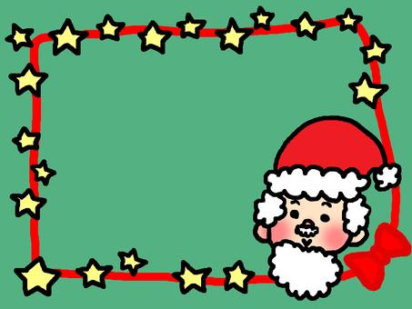 Santa card 2