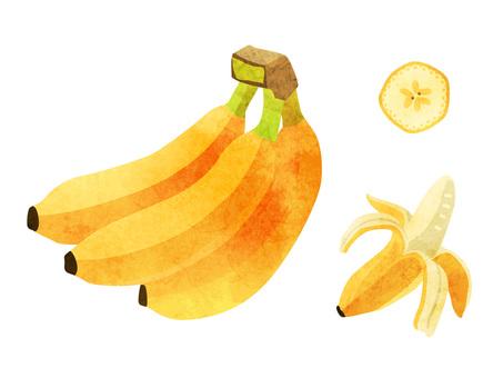 Food _ fruit _ banana _ no wire