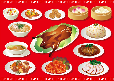 Chinese cuisine