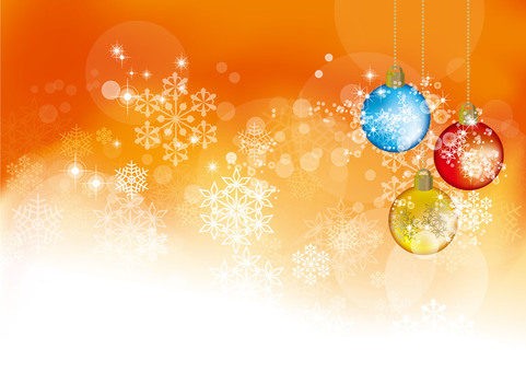 Snow Crystal Ornament Ball 4