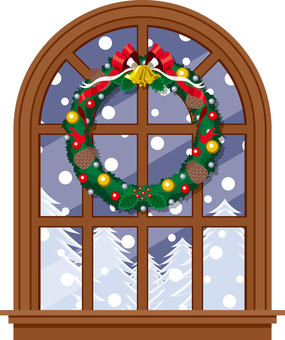 Christmas window lease
