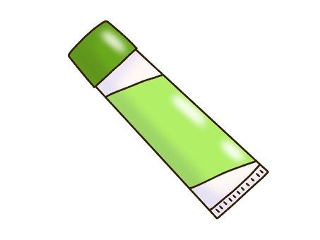 Wasabi tube (no letters)