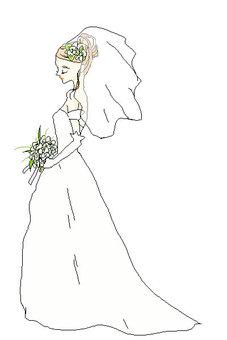 Wedding whole body