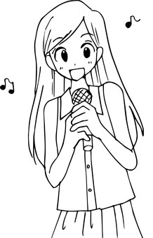 노래방 노래 여성