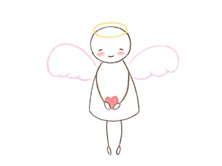 하트를 가진 천사