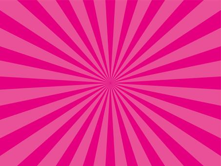 Radiation (pink)