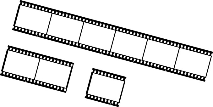 Negative film diagonal