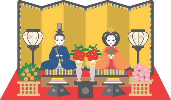 【Event】 Hinamatsuri