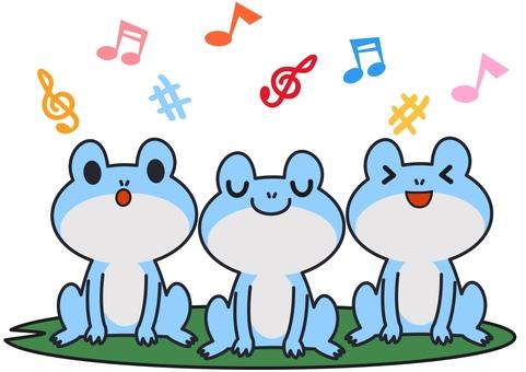 Hare's Chorus Blue