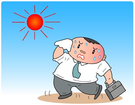 Heat impairment.