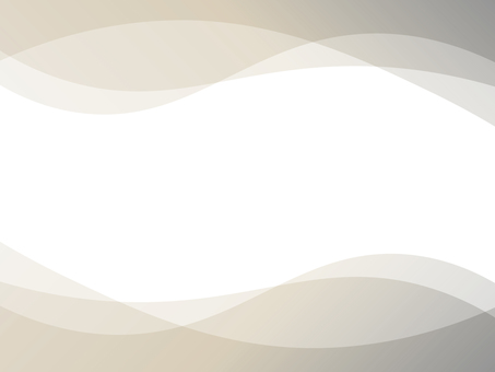 Background Wave Gray Beige