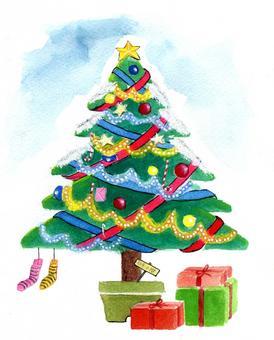 圣诞树 -