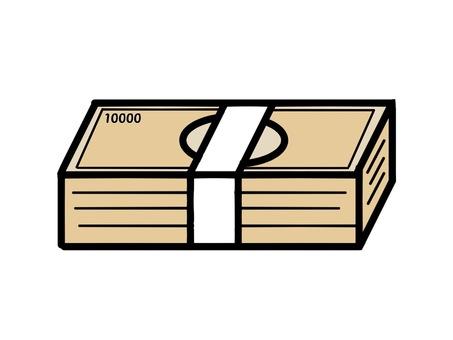 Bill of money