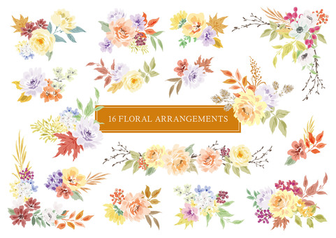 16 Floral
