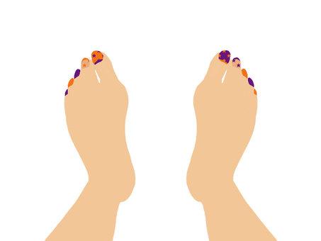 Foot nail 2