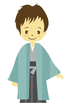 Shichigosan (boy)