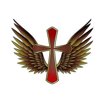 交叉和翅膀