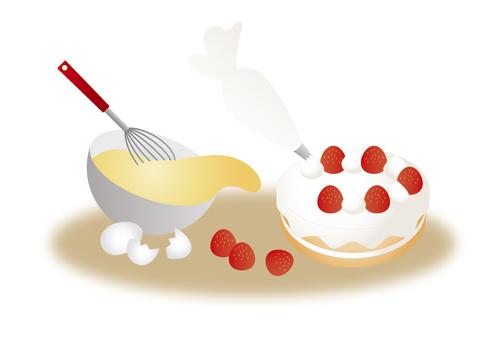 Cake making 02