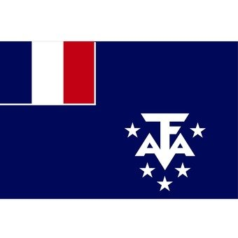 Flag of French Southern and Antarctic Region