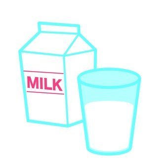 One cup of milk