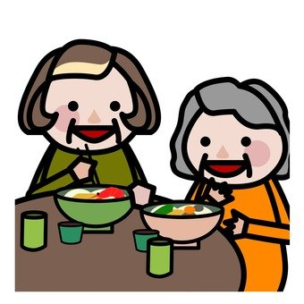 Meals with friends
