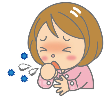 Female 03 - cough