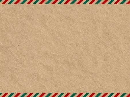Christmas color kraft paper