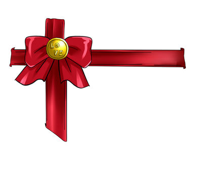 Ribbon only