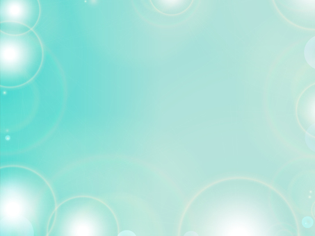 Glitter / Blue Green
