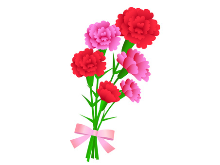 Carnation bouquet 3